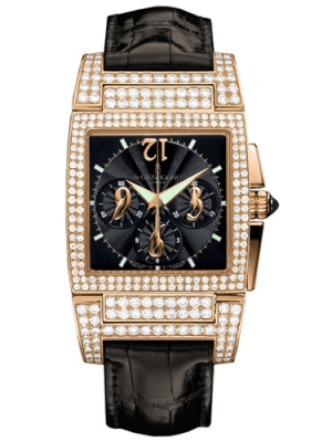 DE GRISOGONO INSTRUMENTO CHRONO DIAMONDS