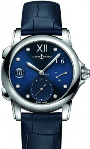 Часы UN Dual Time Lady Blue