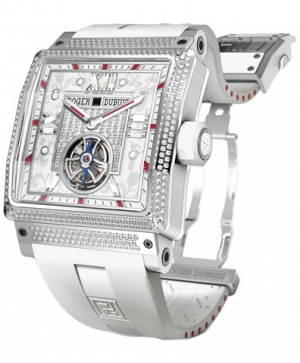 ROGER DUBUIS KING SQUARE TOURBILLON LADIES