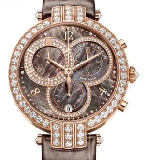 Harry Winston Premier Chronograph Quartz