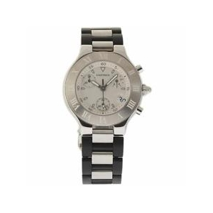 Cartier Must 21 Chronograph  W10184U2