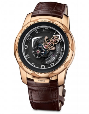ULYSSE NARDIN FREAK CRUISER ROSE GOLD
