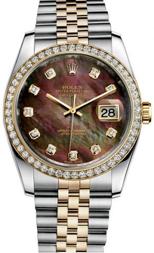 ROLEX DATEJUST LADY DIAMOND