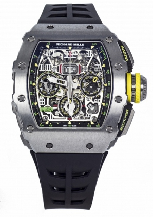 Richard Mille RM11-03 Automatic Flyback Chronograph Ref.RM11-03Ti