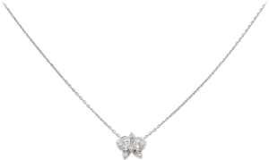 Подвеска  Cartier Caresse d'Orchidées par Cartier Necklace XS Ref.B7221200