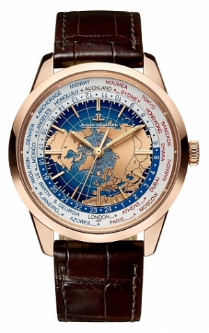 Jaeger-LeCoultre Geophysic Worldtime