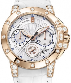 Harry Winston Ocean Lady Chronograph