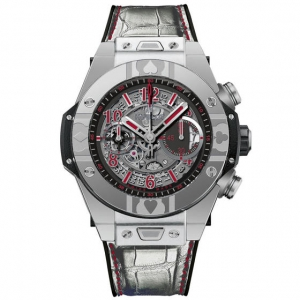 Hublot Big Bang Unico World Poker Tour Steel 411.SX.1170.LR.WPT15