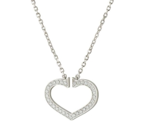 Подвеска Cartier Hearts Pendant