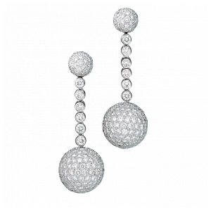 Серьги De Grisogono Jewelry Boule Collection Earrings 12117/06