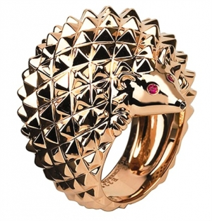 Кольцо Boucheron Hans the Hedgehog Family