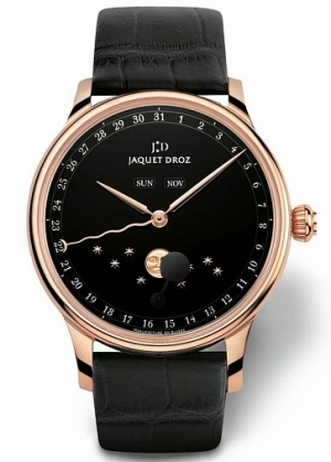 Jaquet Droz Magestic Beijing The Eclipse Black Enamel