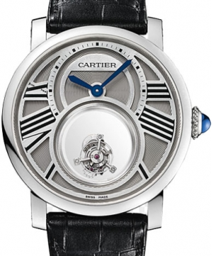 Cartier Rotonde de Cartier Mysterious Double Tourbillon Watch W1556210