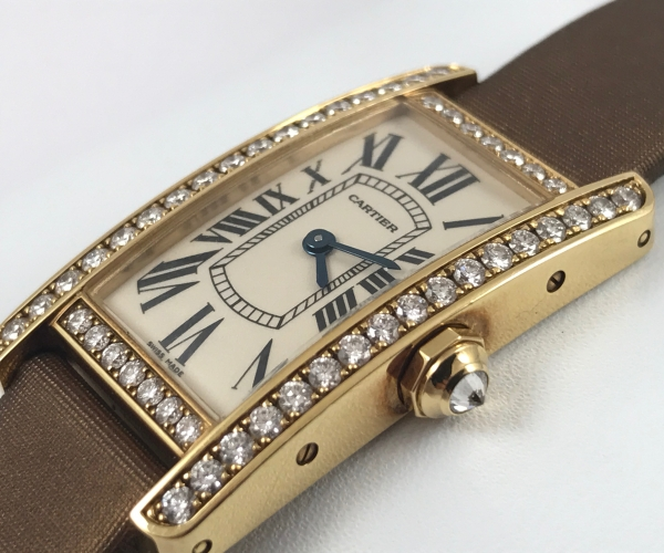 Cartier Tank Americaine  Ref.WB707231