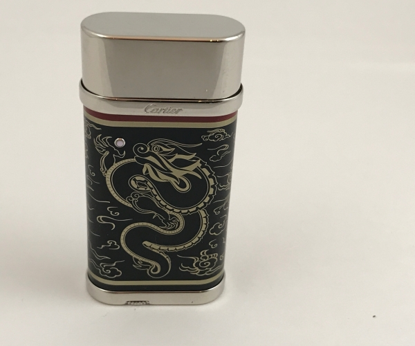Зажигалка Cartier Dragon Decor