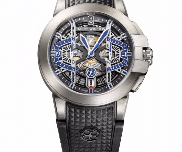 Harry Winston Project Z 9  Ref.OCEACH44ZZ004