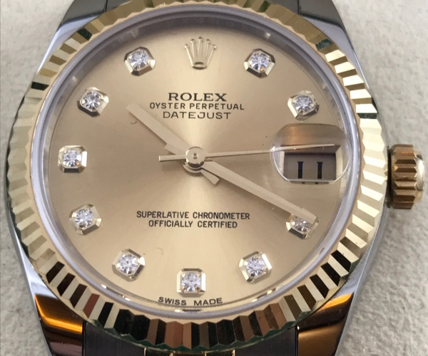 Rolex Oyster Perpetual Date Just Ref.178273-002