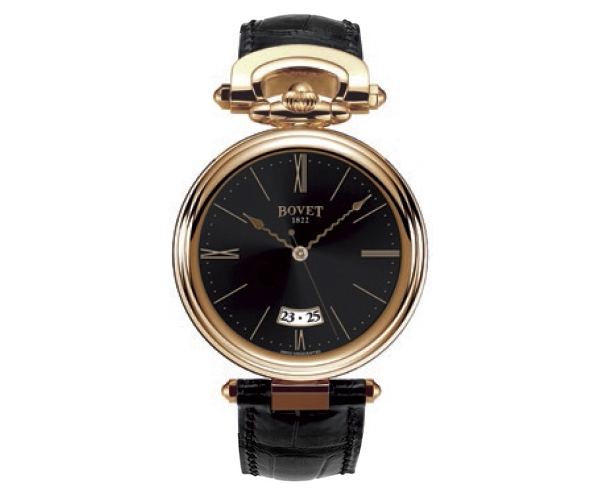 Bovet Chateau De Motiers Red Gold