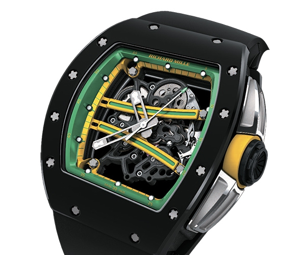 Richard Mille RM 61-01 Yohan Blake The Beast 2