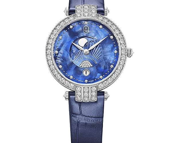Harry Winston Premier Moon Phase