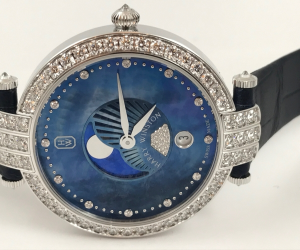 Harry Winston Premier Moon Fhase Ref.PNPQNP36WW002