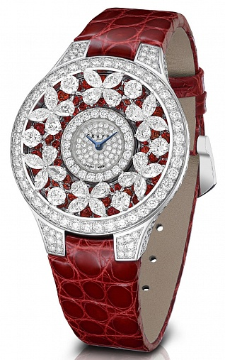 Graff Butterfly Red Ruby
