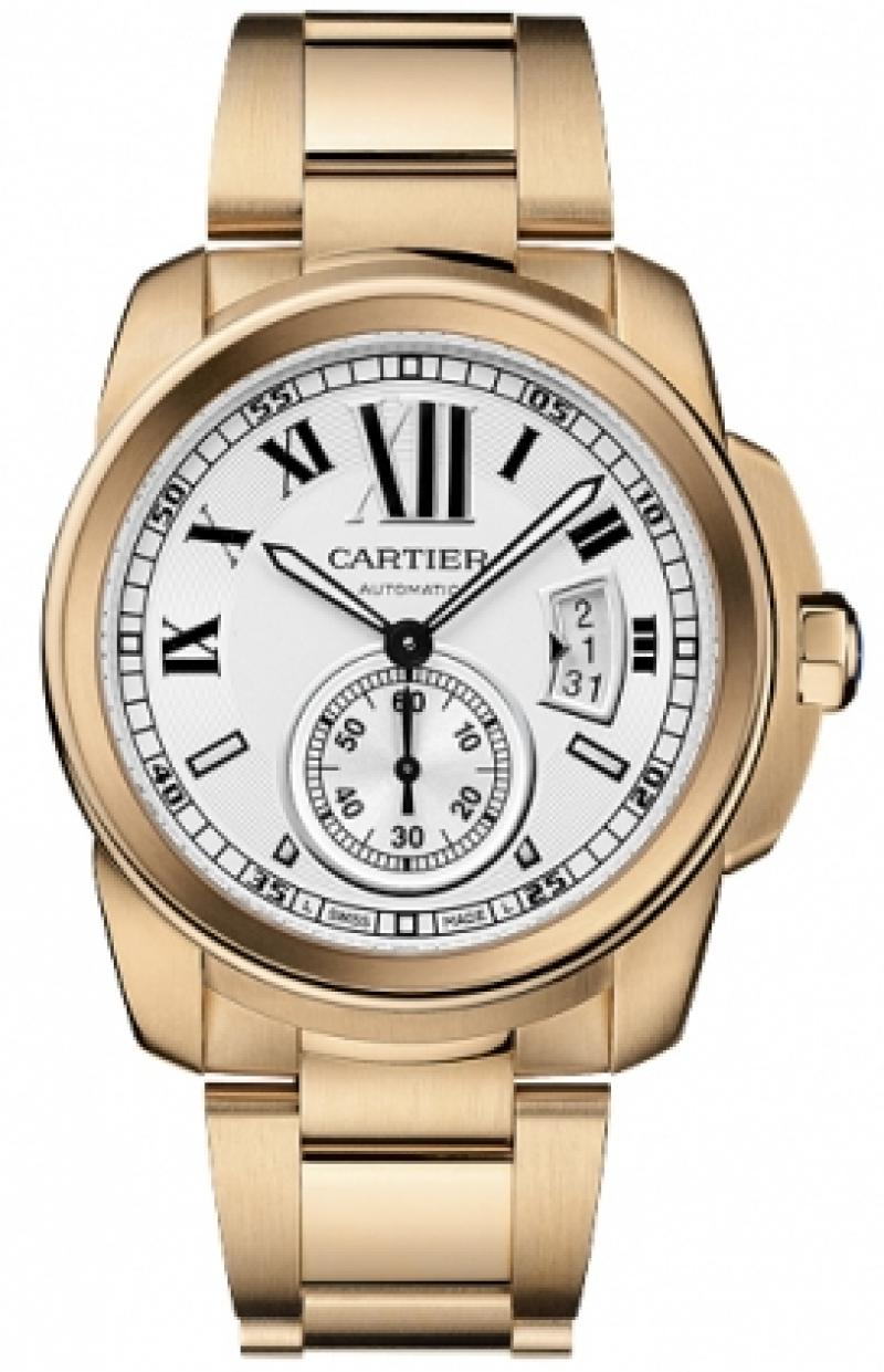 Cartier Rose Gold l Calibre De Cartier  Ref. W7100018