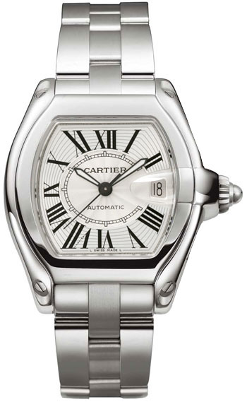 Cartier Roadster Automatic Ref. W62025V3