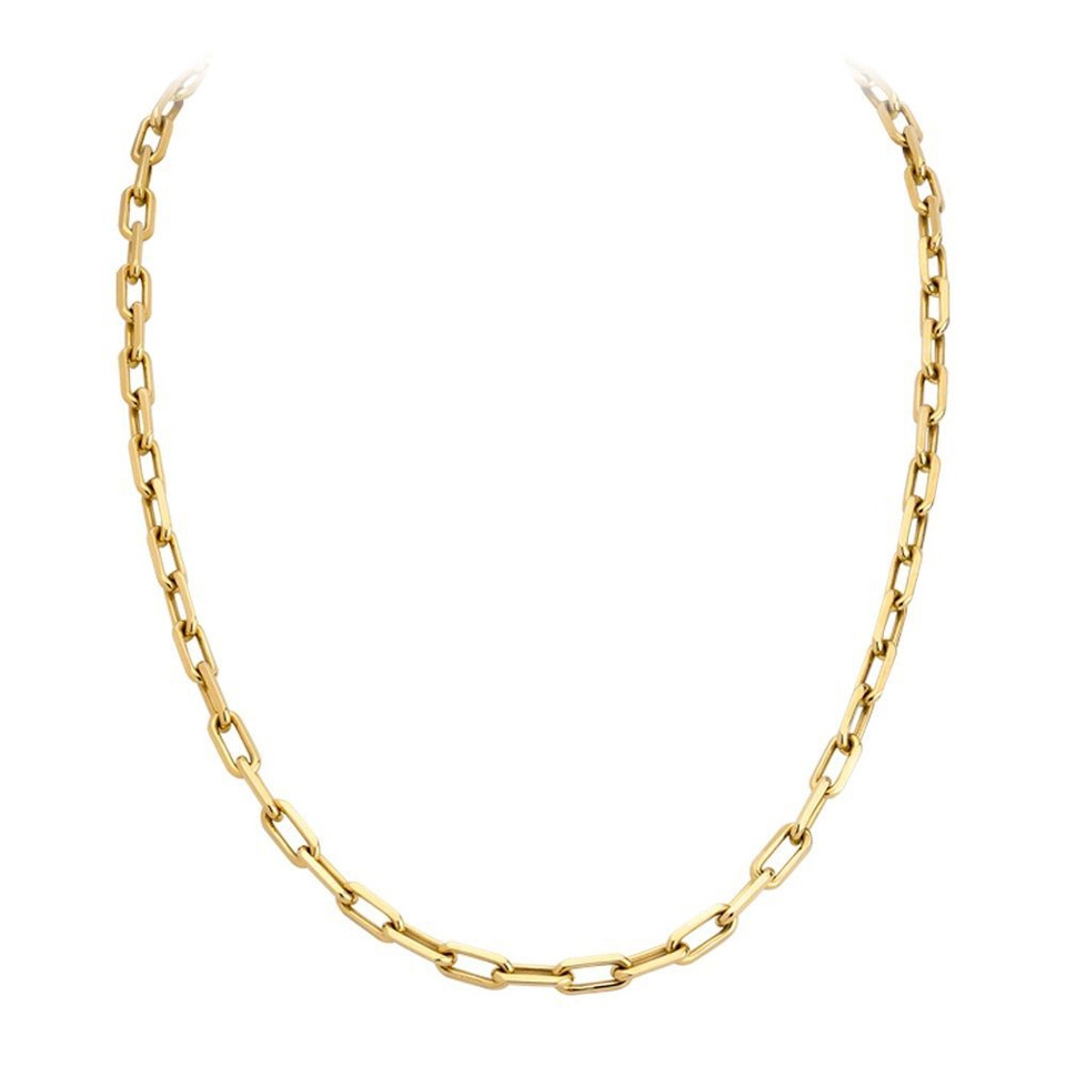 Цепь Cartier Spartacus yelow gold, ref.70083225