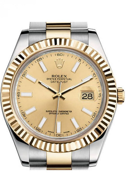 Rolex Oyster Perpetual Datejust 41mm Ref.116333