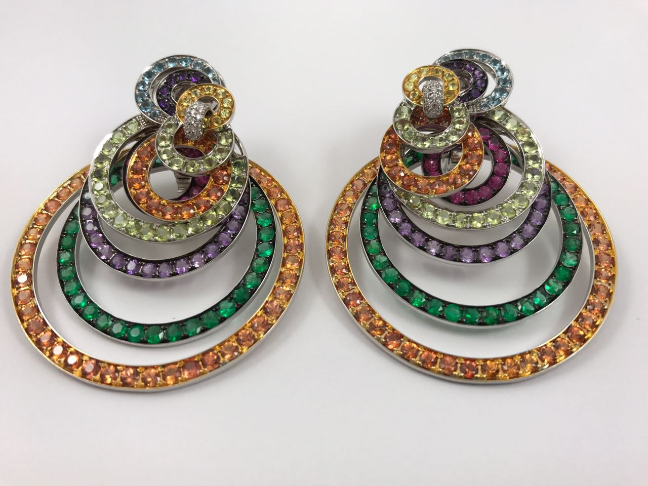 Серьги de Grisogono Earrings Gypsy Ref.10096/14
